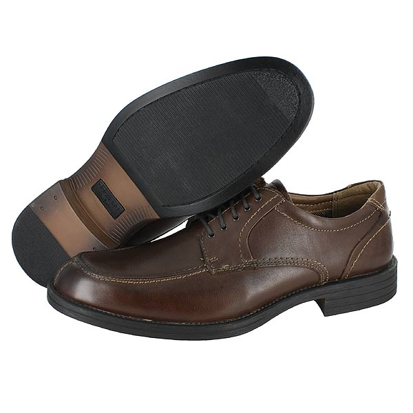 dockers carew casual dress shoes brown leather mens