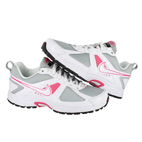 Details about NIKE DART 9 GS SILVER PINK RUNNING KIDS US SIZE 6
